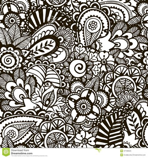 free vector doodle background doodle monochrome print seamless background stock images