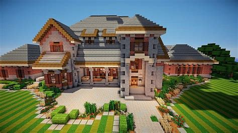 country mansion country mansion tbs wok minecraft project