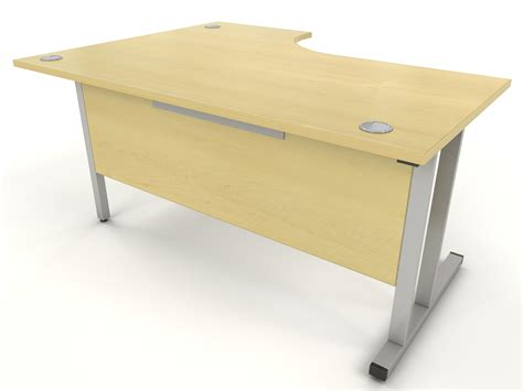 Maple Corner Desk Maple Corner Desk Icarus Office Furniture
