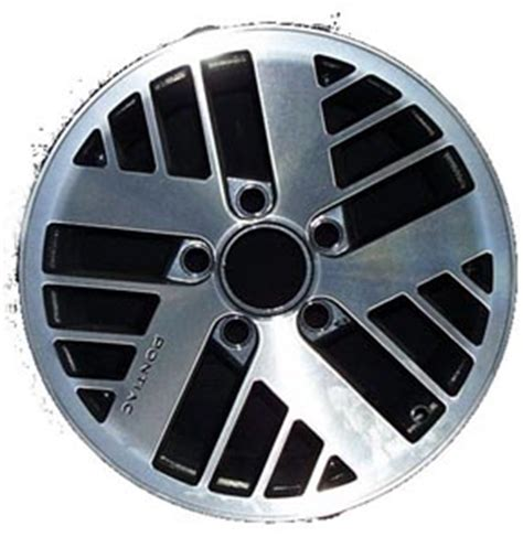 Pontiac Firebird Rims by 1984 Pontiac Firebird Oem Factory Wheels And Rims