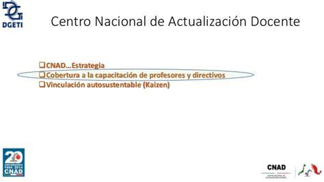 actualizacion de registro nacional de docentes bilingues estrategia kaizen de dgeti en reunion nacional con tec