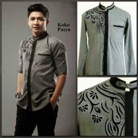 Baju Kaos Cowok Oblong Pria Tribal Abu Hitam ryn fashion belanja puas harga pas