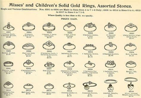 gold jewelry hallmarks identification style guru