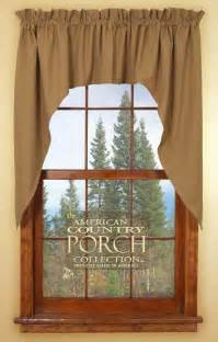 Country Swag Curtains The Country Porch Window Curtains Country Kitchen Decor Home Hairstyles