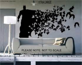 batman xtra large size wall decal wall art sticker pics photos batman wall stickers
