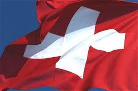 consolato svizzero roma la bandiera svizzera a con quella catalana nel