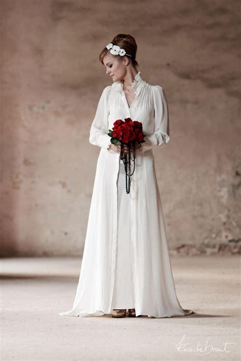 Brautkleider Jugendstil by Brautkleid Lieschen Heiratet