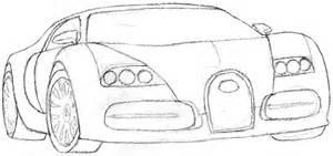 How To Draw Bugatti Bugatti Veyron Lineart By Valenavix On Deviantart