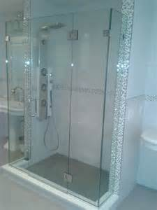 frameless shower doors new jersey cost with glass shower