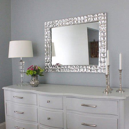 diy mirror frame tips and this diy metallic mirror frame is a stunning version of