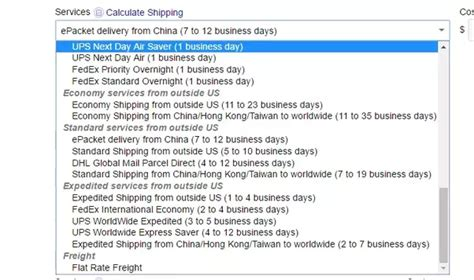 aliexpress to ebay how does dropshipping from aliexpress to ebay work quora