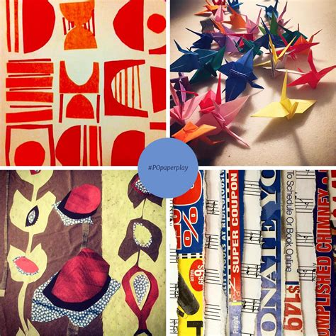 Design Observer Instagram   pattern observer instagram challenge recap popaperplay
