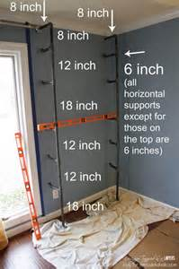 Bathroom Wall Shelving Ideas remodelaholic diy industrial pipe shelves and desk