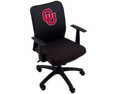 Office Chairs Okc Oklahoma Sooners Office Chair Around The House