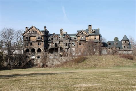 abandoned places in new york halcyon hall bennett college millbrook new york