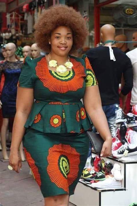 Dress Nizlar Maxi Ori Du les rondes sont belles en pagne accueil