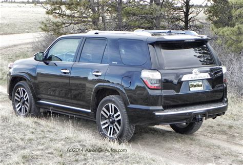 toyota ltd 2014 toyota 4runner limited a square peg in a round hole