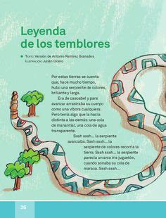 cuentos para contarles a nios de 2do ao de primaria la leyenda de los temblores leyendas tradiciones y