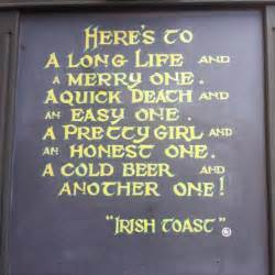 Irish toast funny amp inspirational quotes pinterest quotes