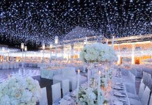 How To Drape A Ceiling For A Wedding How To Transform A Room For A Party Everafterguide