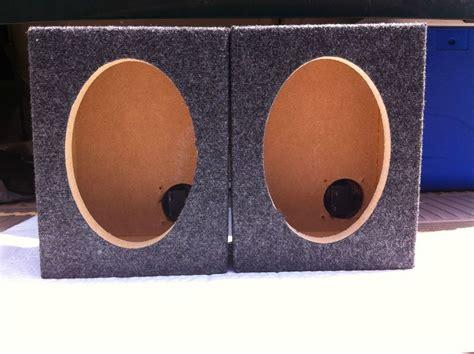speaker box enclosure  car speaker boxes