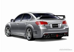 Subaru Legacy Kit Subaru Legacy Gets Kaira Kit Nasioc