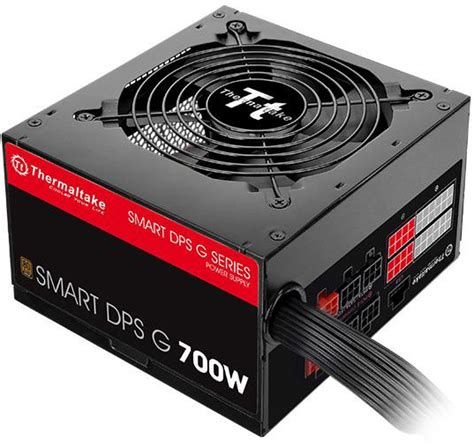 Thermaltake Smart Dps G Digital 750w Gold thermaltake announces dps g gold and bronze psus with smart power management hardwareheaven