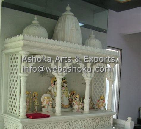 awesome marble pooja mandir designs for home pictures