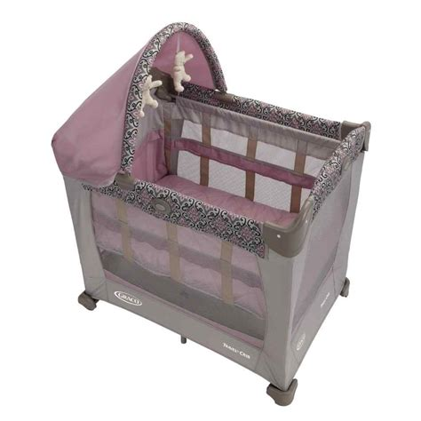 travel crib graco travel lite crib with stages only 65 99 reg 109 99