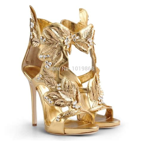 high heels gold shoes cheap gold high heels for is heel part 644