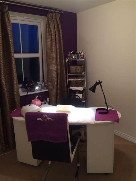 home nail salon  shop ideas   home