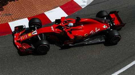 Ferrari Qualifying by F1 Monaco Gp 2018 Qualifying Scuderia Ferrari