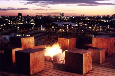 Feuerstelle Dachterrasse by Top Ideen F 252 R Coole Dachterrasse Designs Sch 246 Ne