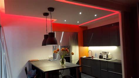 éclairage extérieur maison 3275 cuisine maison en r 195 169 novation eclairage led sur mesure