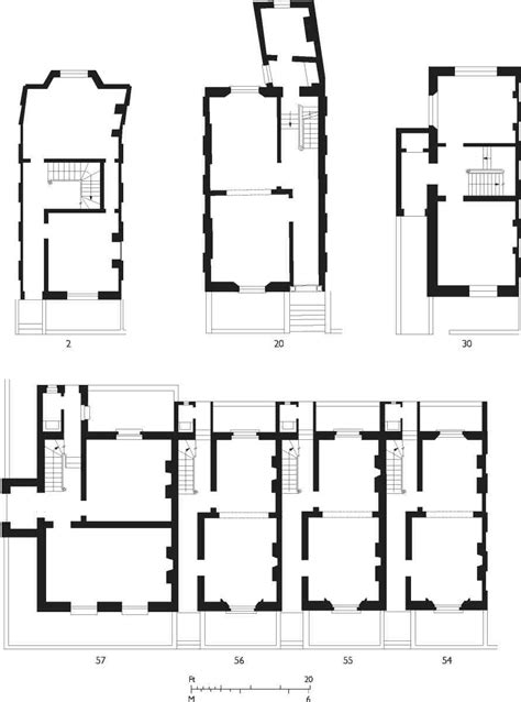 grimmauld place floor plan amwell street and myddelton square area british history