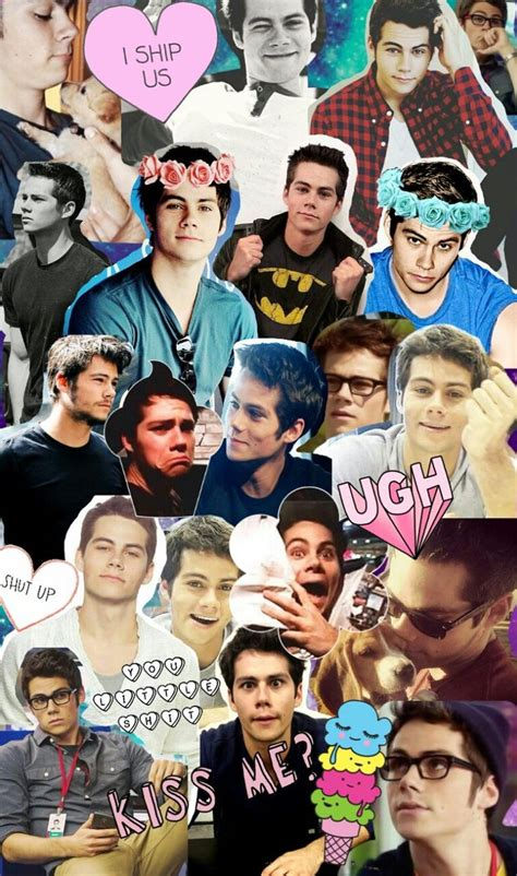 Wolf Obrien Collage Iphone All Hp o brien wallpaper pesquisa ideias diy search o brien and