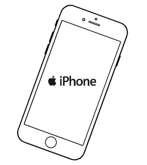 Iphone 6 Coloring Pages by Top 7 Iphone Coloring Pages Coloring Pages