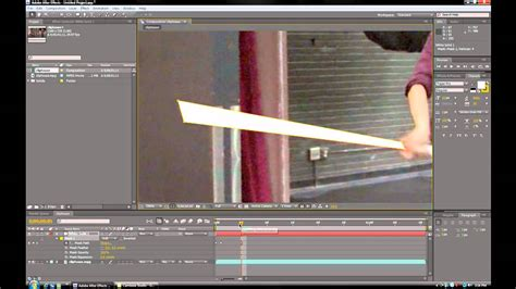 tutorial adobe after effect youtube creating basic lightsabers in adobe after effects tutorial