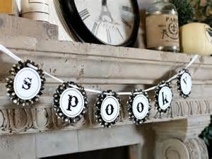 Halloween Decorations That You Can Make At Home by Modern Furniture 2012 Black And White Halloween