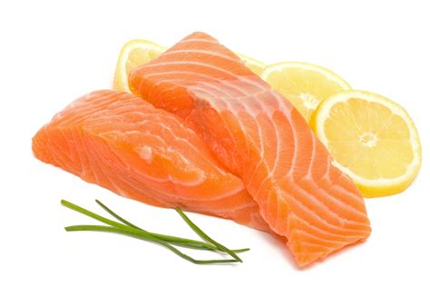 salmon food salmon