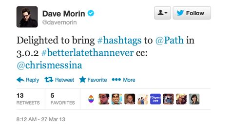 hashtag twitter path follows twitter and flickr to the hashtag party