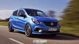 Opel Opc Opel Karl Opc Would Make A Great Pocket Rocket