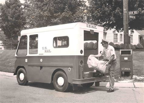 History Of United States Postal Vehicles | vehicles gallery