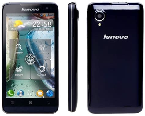Lenovo P770 Lenovo Announced Ideaphone P770 With A 3050mah