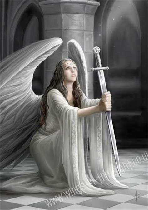 Canadian Home Decor Magazines anne stokes the blessing greeting card