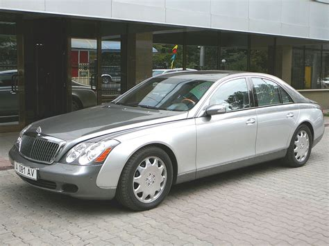 mercedes maybach 2008 maybach 57 and 62 wikipedia