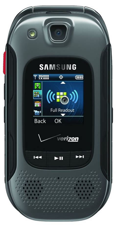 verizon wireless rugged phone mint samsung convoy 3 u680 verizon cdma rugged flip cell phone condition 636708 ebay