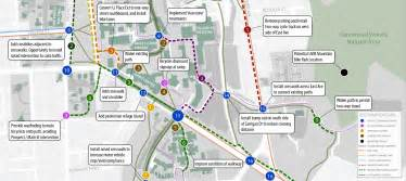university  vermont active transportation plan alta planning design