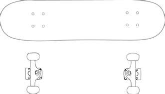 Design Technology Initial Assessment Skate Deck Design By Barthd Teaching Resources Tes Skateboard Deck Design Template
