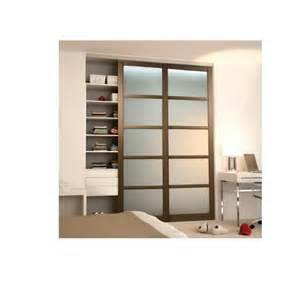 porte de placard coulissante 2 vantaux hauteur 240 cm x